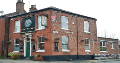 Picture of the Wharf Macclesfield