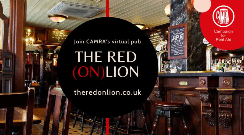 Red (on) Lion Pub