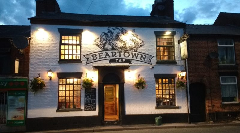 Branch Pub of the Year 2020: Beartown Tap: REOPENED!